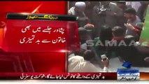 نعیم الحق کہتا ہے خواتین کو پی ٹی آئی جلسوں میں نیم عریاں لباس نہیں پہننا چاہیے -PTIs Naeem Ul Haq Said women should not wear vulgar cloth in PTI jalsas to save them from PTI Tigers