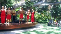 POLYNESIAN CULTURAL CENTER (Honolulu, Hawaii) JULY 10, 2014