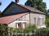 French Property For Sale in France: Limousin Creuse 23 162000 EUR House