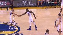 Draymond Green Mic'd Up  Cavaliers vs Warriors  Game 2  June 5, 2016  2016 NBA Finals