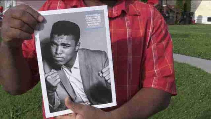 Louisville rinde homenaje a Ali, su hijo predilecto
