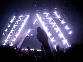 Daft Punk Live@ Red Rock Festival Luxembourg
