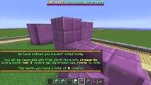 Minecraft Speed Build: Super Mini PVP (single combatant) Castle (outside details)