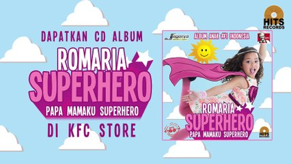 Romaria - Superhero [Preview Album]