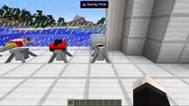 DanTDM Minecraft   TRANSFORMERS MOD! Robot Tanks, Planes and Cars!   Mod Showcase
