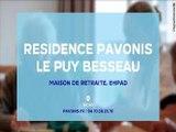Maison de retraite, EHPAD – A Cusset dans l'Allier(03)- Résidence Le Puy Besseau