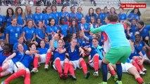 Vannes. Football : les militaires championnes du monde