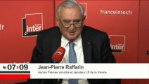 Jean-Pierre Raffarin répond aux questions de Patrick Cohen
