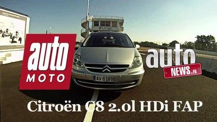Citroën C8 2.0 HDi FAP