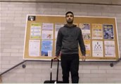 Zaid Ali -Getting picked up at Airport ( Brown people vs White people)  Funny Videos-