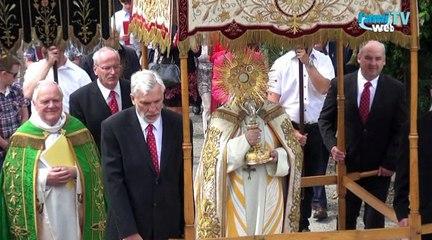 Burnhaupt-le-Haut : Fête Dieu