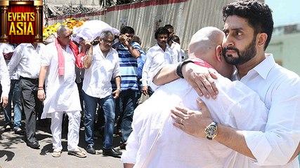 Bollywood Producer Vikas Mohan's FUNERAL | Akshay Kumar, Ritesh Deshmukh | Events Asia