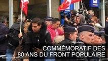 Emmanuel Macron accueilli par des jets d'oeufs à Montreuil