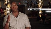 CENTRAL INTELLIGENCE Featurette - Dwayne on Kevin (2016) Dwayne Johnson, Kevin Hart Movie HD
