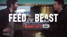 FEED THE BEAST Season 1 bande annonce (2016) David Schwimmer, Jim Sturgess