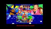 Marvel Super Heroes VS. Street Fighter Online Matches: DanHibki01 (Me) VS geovan 5/31/16