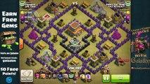 Clash of Clans  Town Hall 8 Gowipe  Three Star Clash Clan War Wins!