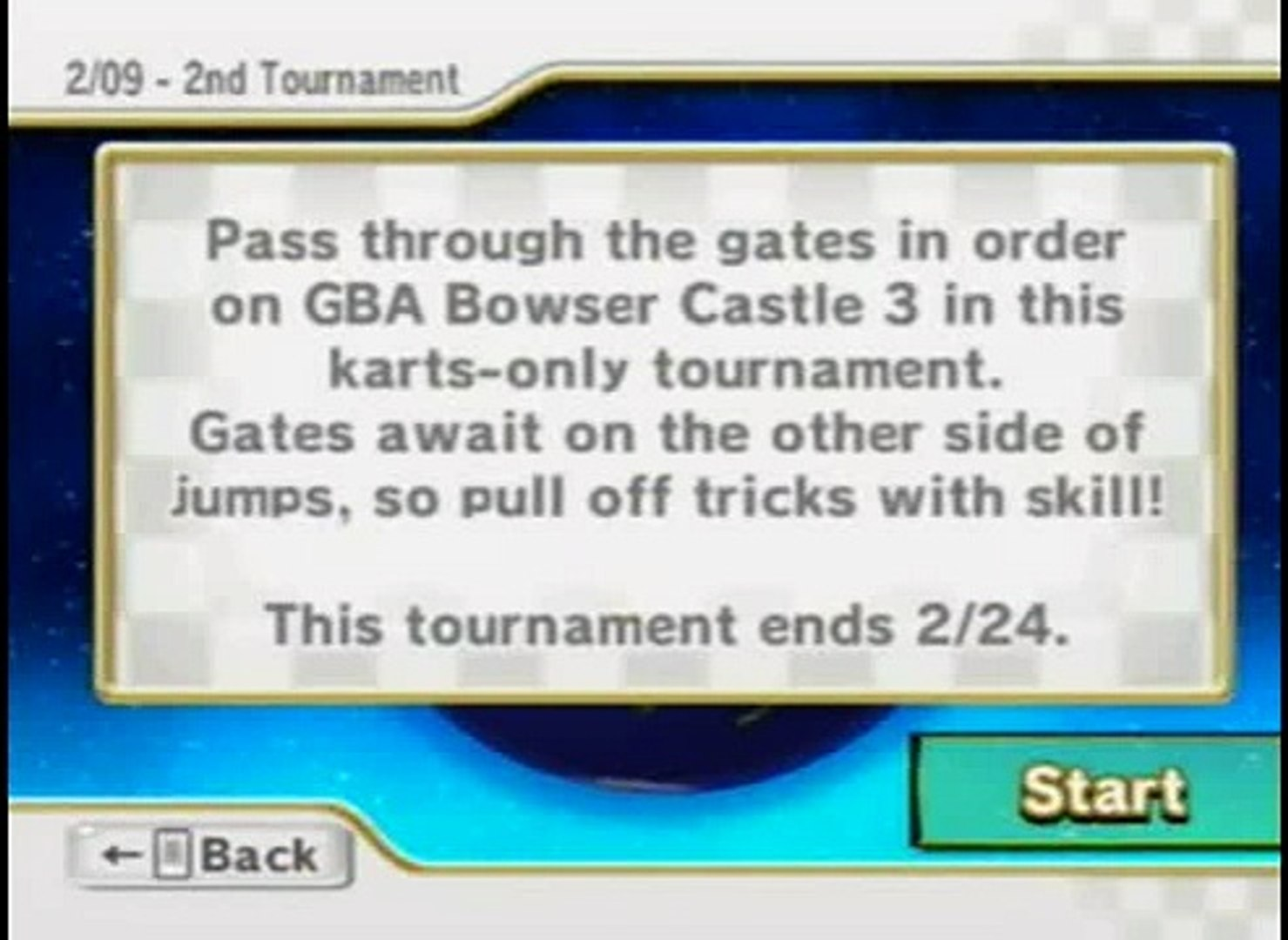 Mario Kart Wii Tournament 2 29 Gba Bowser S Castle 3 Video Dailymotion