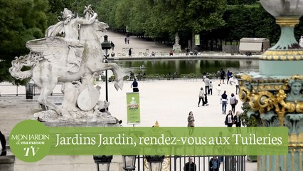 Jardins Jardin : immersion aux Tuileries
