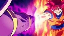 Dbz Goku vs beerus -[amv]-wake up
