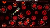 The Dragon's Lair (Easy Demon) (3 Coins) by Nuclear Nacho l Geometry Dash