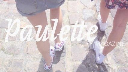 Converse x Paulette