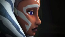 (69)Ahsoka's visionShe knows! She knows who Vader is! (spliced together)