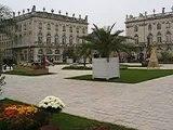 2007 10 27   Nancy   Place Stanislas Jardin éphémère