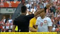 Slawomir Peszko Goal Disallowed - Poland 0-0 Lithuania - 06-06-2016