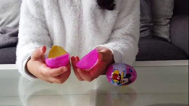 Disney Surprise Eggs Eieren