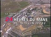 24 Heures du Mans 2002 - Résumé VF [1/2]