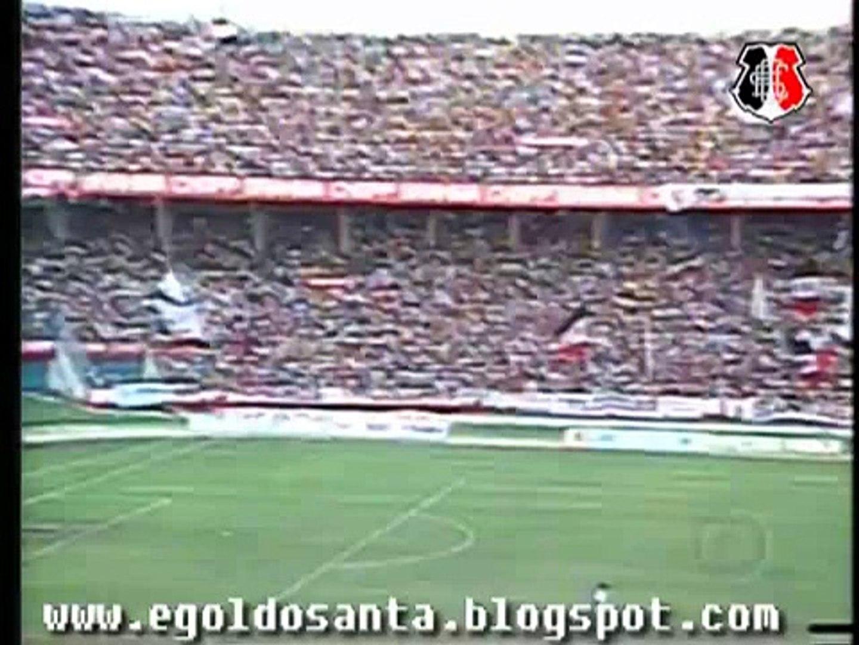 27/05/1990 - Santa Cruz 0x1 Sport - Final do Campeonato Pernambucano de 1990 (Santa Cruz Campeão)