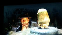 Raiders Of The Lost Ark - Golden Idol And Boulder