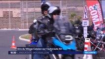4ème édition du Relais Motards Calmos à l'occasion du Grand Prix Moto de Barcelone - 04 - 04-06-2016