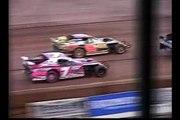 Luxemburg Speedway IMCA Northern Sportmod Heat Race 8/19/11