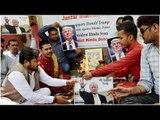 Hindu Sena prays for Trump's victory in US elections