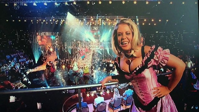 Most shocking talent show moments over the rainbow 2010 former Hollyoaks star Stephanie Davis aka Sinead O'Connor no copyright