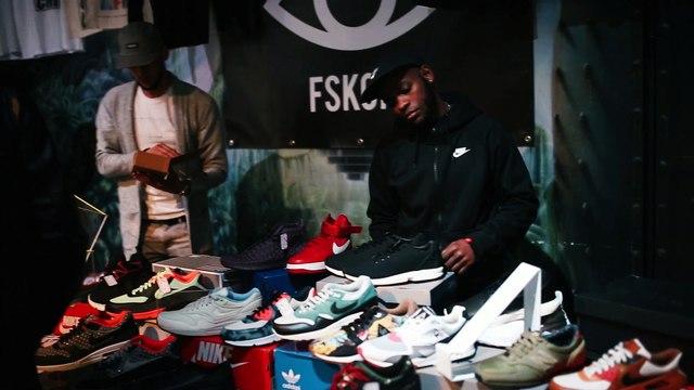 """NinkiMag présente """"La ligue shop ses sneakers #02"""""""