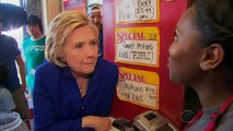 Clinton looks to clinch Democratic nomination on Tuesday