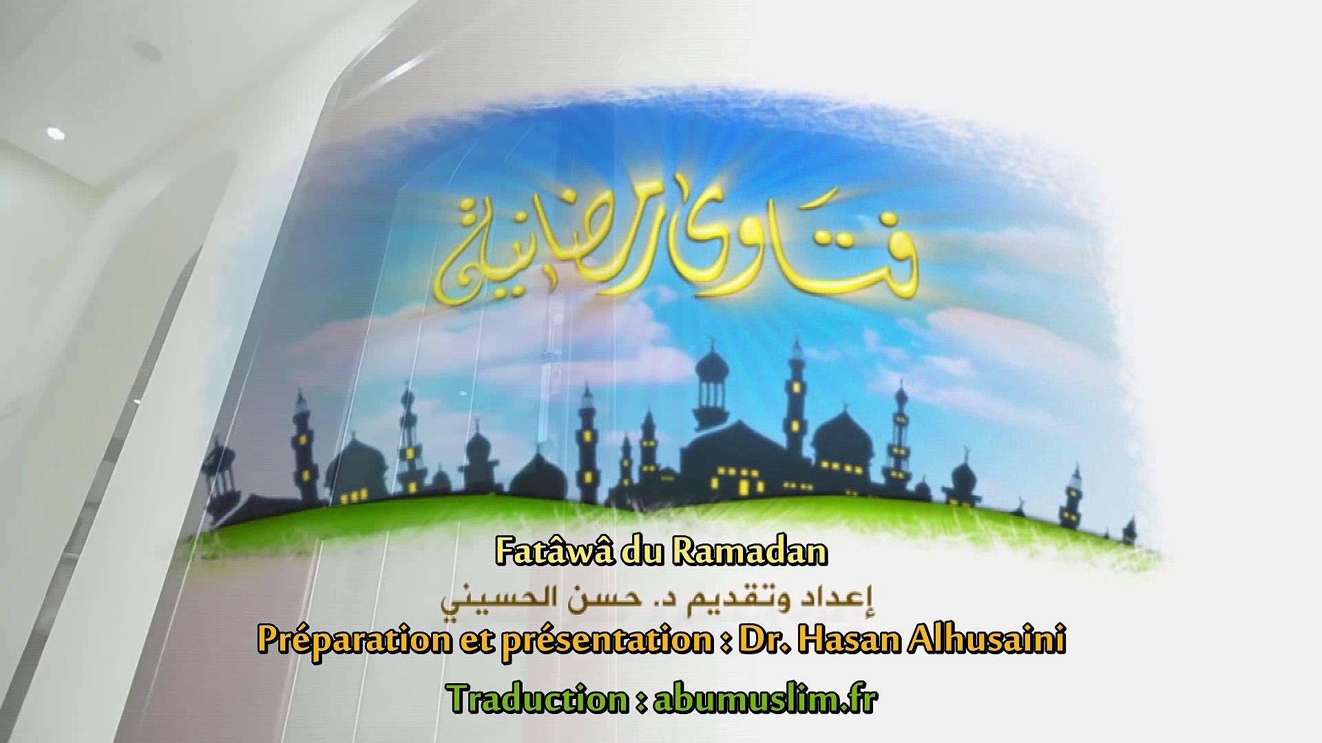 Fatâwâ du Ramadan | EP11 | La masturbation pendant le Ramadan