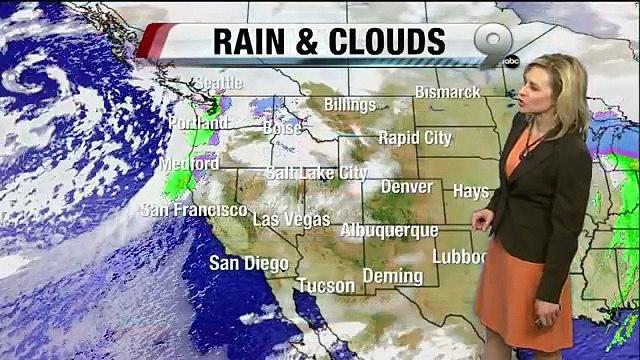 Erin's KGUN 9 Forecast at 6:00PM Thursday, December 20, 2012