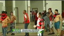 Comentaristas criticam briga entre torcidas de Palmeiras e Flamerda