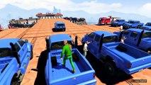 DEMOLITION MIXEUR DERBY GTA 5 ONLINE