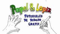 Dibujos de Peppa 4/5 - Cómo dibujar a papa cerdito - Pig Dad Peppa