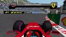 rFactor F1 2016 - Monaco GP - Circuit de Monaco onboard preview