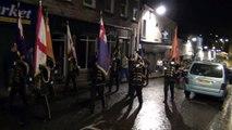 Kilcluney Volunteers (No.4) @ Cormeen's Parade - Armagh 17/03/14