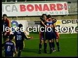 Cremonese-LECCE 0-2 - 01/11/1998 - Campionato Serie B 1998/'99 - 8.a giornata di andata