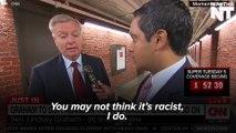 GOP Senators Lindsey Graham And Mark Kirk Are Dumping Trump