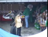hamilton&Rosberg 2000/11/25・26 CIK-FIA WORLD CUP Shell ADVANCE KART RACE IN JAPAN-MOTEGI
