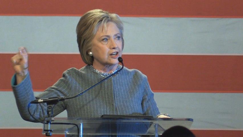Clinton logra los delegados para ser candidata